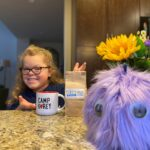 Camper Grace with Tickettyboo Hot Chocolate